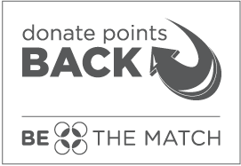 Every year, more than 10,000 Americans are diagnosed with life-threatening diseases such as leukemia or lymphoma, and their best or only hope of a cure is a marrow transplant. Most transplant patients do not have a matching donor in their family and must depend on the Be The Match Registry to find a match. Central Blood Bank is a Be The Match affiliate for western Pennsylvania and select areas in eastern Ohio and West Virginia. Your points will be converted to a monetary gift that will be given to Be The Match. Points can be donated back in increments of 50, with no maximum donation.
